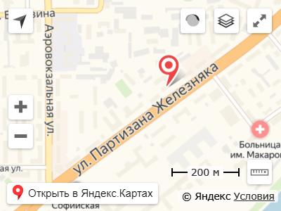 Карта Сейфы в Красноярске