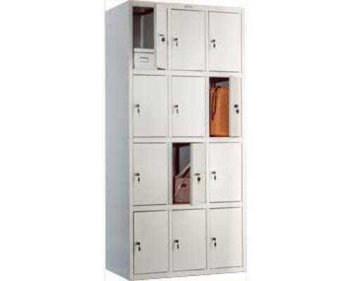LS(LE)-34. Шкаф для хранения одежды (локер).