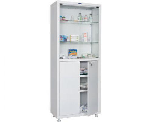 Медицинский шкаф ПРАКТИК MD 2 1670/SG