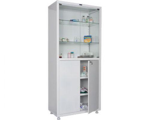 Медицинский шкаф ПРАКТИК MD 2 1780/SG