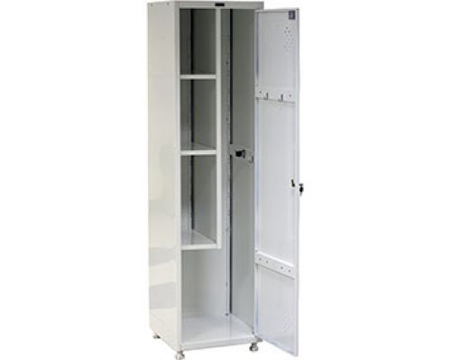 Шкаф для уборочного инвентаря ПРАКТИК LS 11-50