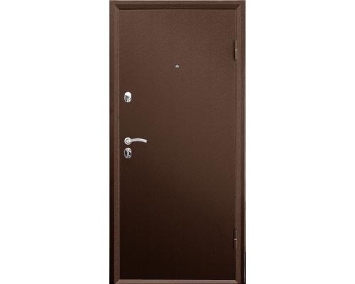 Металлическая дверь Б4 ПРАКТИК МЕТАЛЛ-МЕТАЛЛ