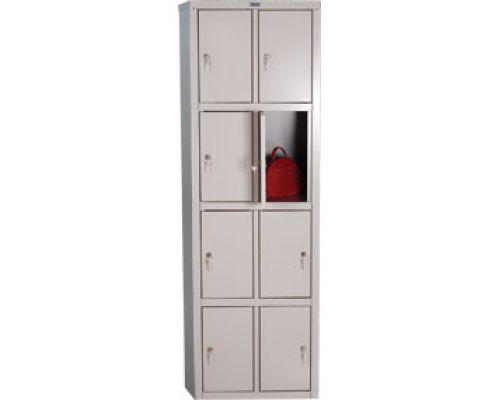 LS(LE)-24. Шкаф для хранения одежды (локер).