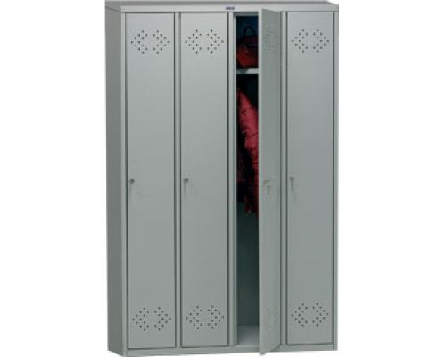 LS(LE)-41. Шкаф для хранения одежды (локер).