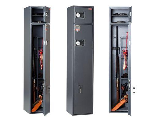 Шкаф оружейный AIKO БЕРКУТ-150/2 EL