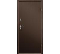 Металлическая дверь Б4 ПРАКТИК + MDF