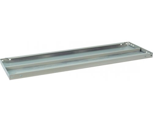 Полка для металлического стеллажа 400х1000мм