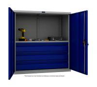 Шкаф инструментальный ТС 1095-001030 в Красноярске